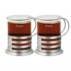 Чайная пара TalleR TR-32308 200 мл